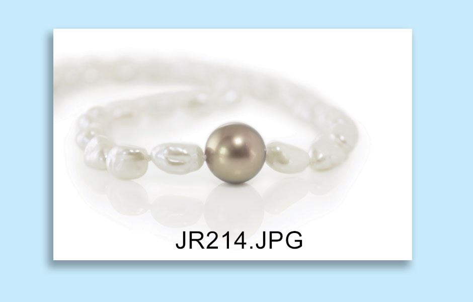 Supply of pearl jewellery images
