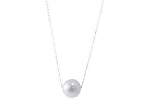 Feature product: Our elegant sliding pearl on chain